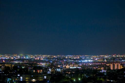 尼崎の夜景1