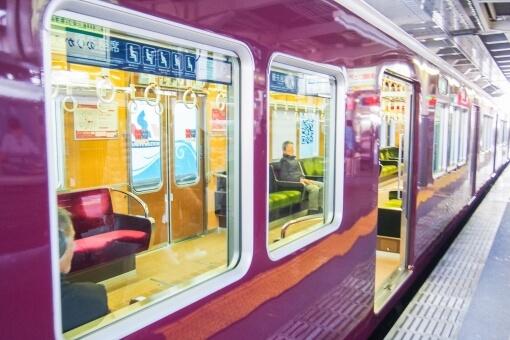 【尼崎市】阪急電車で人身事故!5月19日(日)午後8時45分ごろ。